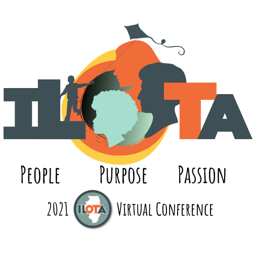 Logo for the 2021 ILOTA Virtual Annual Conference